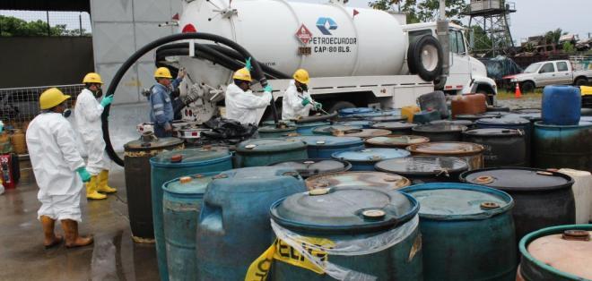 ECUADOR.- Según la Contraloría, Petroecuador firmó dichos contratos sin que existan informes técnicos que los sustenten. Foto: Archivo