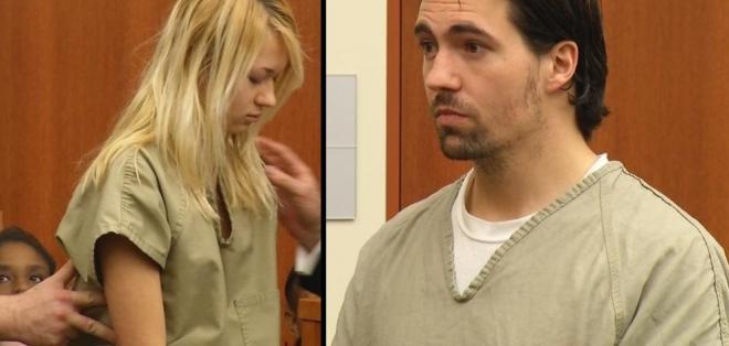 Ella recibió una pena de 9 meses de cárcel y el violador pasará 9 años tras las rejas. Foto: Redes