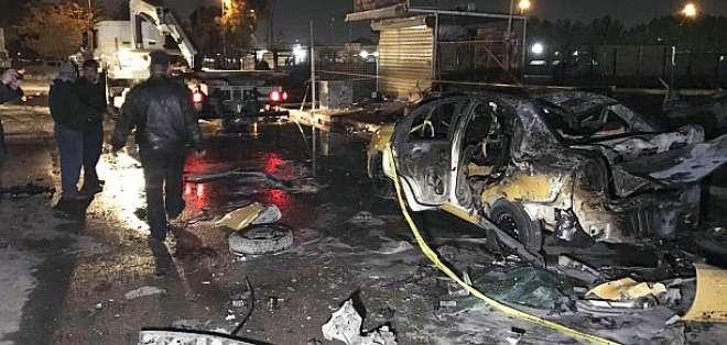 El ataque fue reivindicado por el grupo terrorista Estado Islámico. Foto: Redes