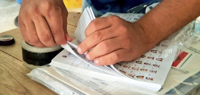 1.500 encuestadores estarán en cientos de recintos electorales para hacer un sondeo.