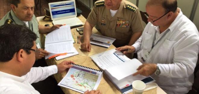 La operación fue un golpe al crimen organizado en el sur de Colombia. Foto: Ministerio de Defensa
