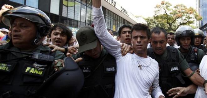 El abogado del opositor denunciará el caso ante el Comité de Derechos Humanos de Naciones Unidas. Foto: AP / Archivo