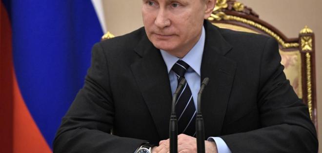 """Para el gobierno ruso, se debe establecer más confianza o """"no habrá futuro"""". Foto: AP"""