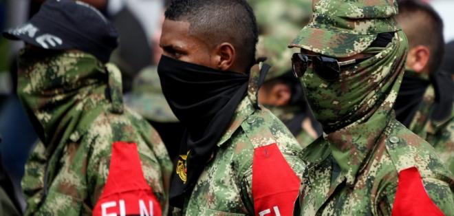 El ELN cuenta con unos 1.500 combatientes, según fuentes oficiales. Foto: Archivo