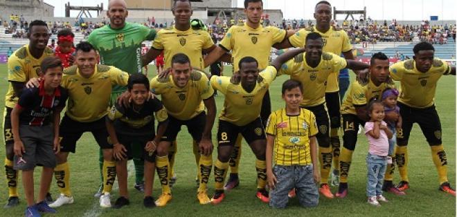 Fuerza Amarilla debuta en la Conmebol Sudamericana enfrentando a O'Higgins.