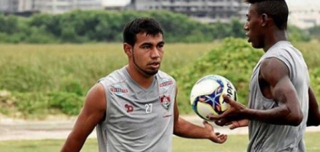 Junior Sornoza no fue considerado por Gustavo Quinteros para los juegos de Ecuador por eliminatorias.
