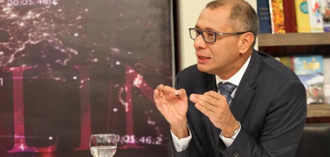 QUITO, Ecuador.- El segundo mandatario se dedicará a participar en la campaña de la segunda vuelta electoral. Foto: Archivo