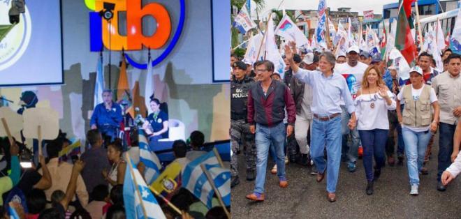 El próximo 2 de abril será la segunda vuelta para elegir al presidente de la República.
