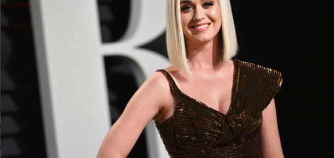 """La cantante Katy Perry agradeció en un discurso haber podido salir de la """"burbuja"""" de una comunidad antigay."""