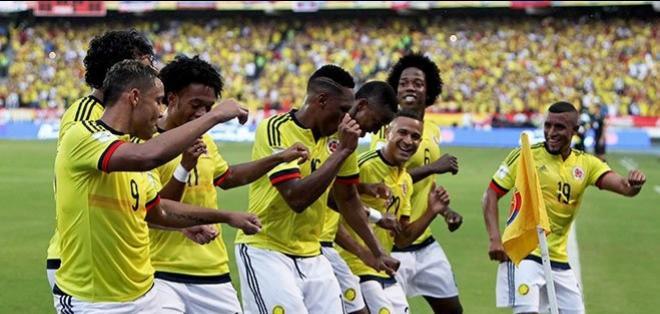 La selección colombiana visitará a Ecuador el próximo martes. Foto: Tomada de la cuenta Twitter @FCFSeleccionCol