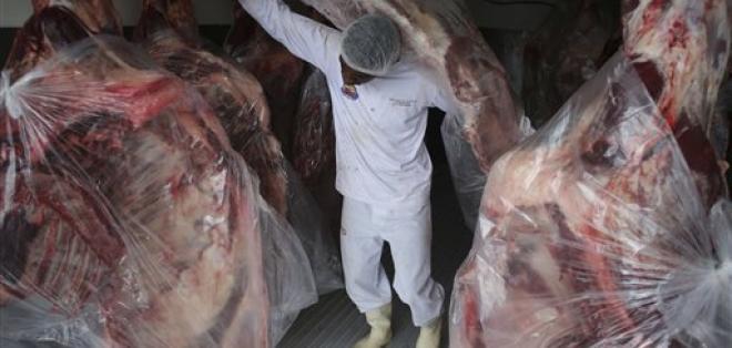 """""""También somos grandes importadores de productos chilenos"""", dijo ministro brasileño. Foto: AP"""