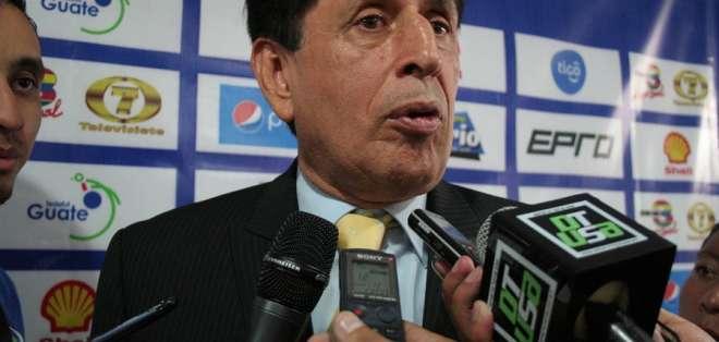 GUATEMALA.- El guatemalteco Brayan Jiménez no podrá ejercer ninguna actividad relacionada al fútbol. Foto: Archivo