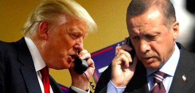 """""""Trump habló hoy con Erdogan para felicitarle por su reciente victoria en el referéndum"""", apuntó en un comunicado la Casa Blanca. Foto: referencial"""