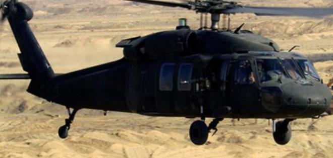 El helicóptero cayó durante una operación en la provincia de Marib, al este de la capital. Foto: Referencial
