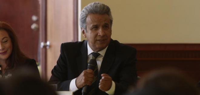 ECUADOR.- El recuento de votos del CNE arrojó el siguiente resultado: 48,84% para Lasso y 51,26% para Moreno. Foto: API