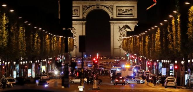Una fuente judicial confirmó la muerte del atacante de París. Foto: AFP