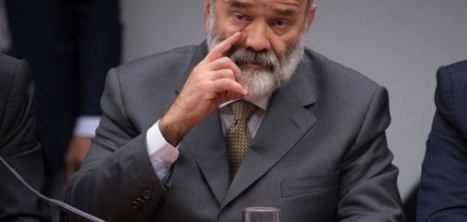 BRASILIA, Brasil.- Pinheiro es uno de los empresarios condenados por las cadenas de corrupción  en la petrolera brasileña Petrobras. Foto:
