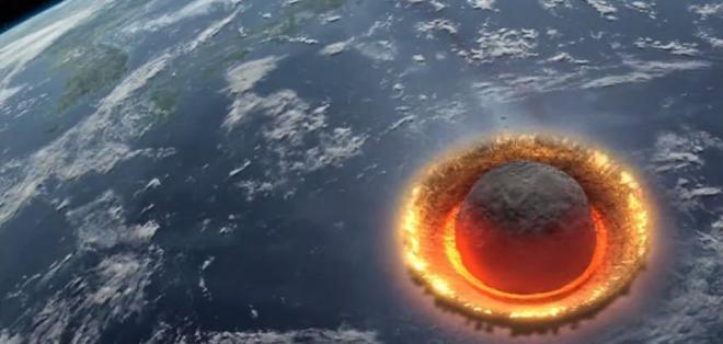El asteroide viaja a una velocidad de 33 metros por segundo. Foto: referencial