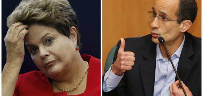 Marcelo Odebrecht asegura que Dilma conocía de los pedidos que su exasesor realizaba a la constructora. Foto: Referencial.