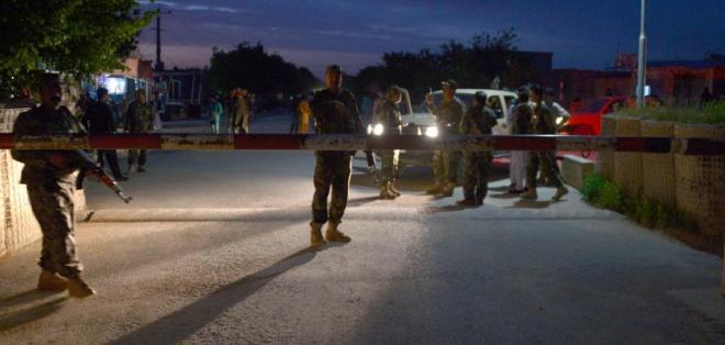 Más de un centenar de personas murieron o quedaron heridas en norte de Afganistán. Foto: AFP