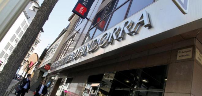 INTERNACIONAL.- Alrededor de $ 300.000 de los acusados se mantienen en una cuenta del BPA de Andorra. Foto: Archivo