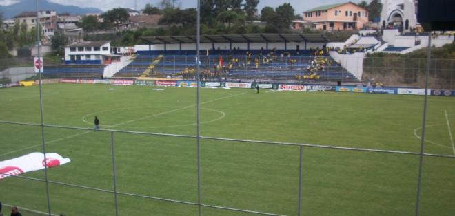 estadio rumiñahui