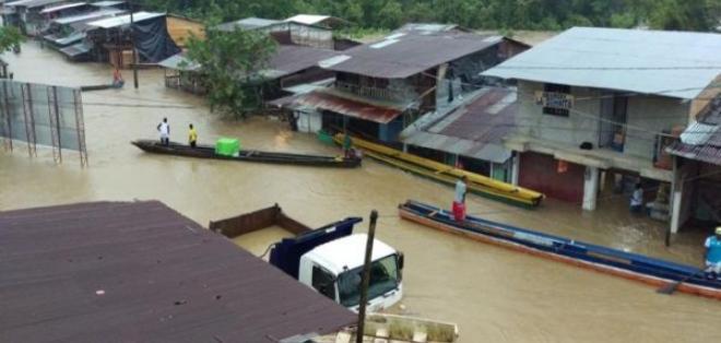COLOMBIA.- Santos señaló que en la temporada invernal se han presentado 174 deslizamientos, 210 inundaciones y 22.000 familias afectadas. Foto: Telesur