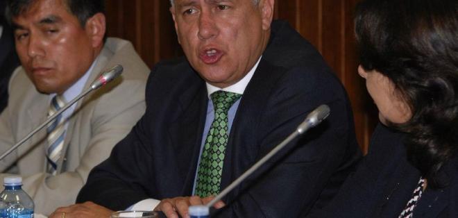ECUADOR.- Antonio Buñay cumple una sentencia de 8 años de prisión en la centro de rehabilitación social de Latacunga. Foto: Archivo