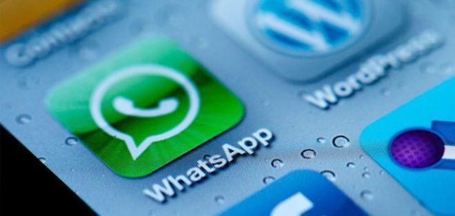Ni WhatsApp ni Facebook han informado las causas de la caída. Foto: referencial