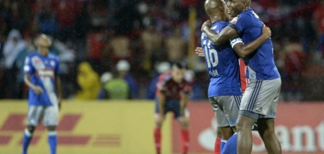 Emelec jugará este fin de semana ante El Nacional en el estadio Olímpico Atahualpa. Foto: AFP