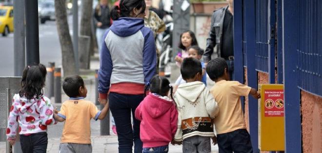 ECUADOR.- En las reformas al Código de la Niñez y Adolescencia, se plantea cambios en cuanto a pensiones alimenticias. Foto: Archivo
