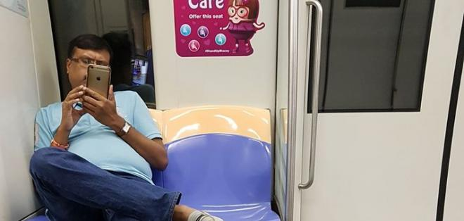 Caso ocurrido en Singapur ha causado indignación en redes sociales. Foto: Facebook