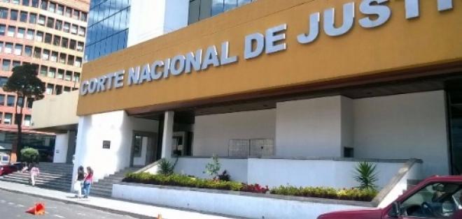 La resolución se conoció la tarde de este 18 de mayo en la reinstalación de la audiencia. Foto: Fiscalía