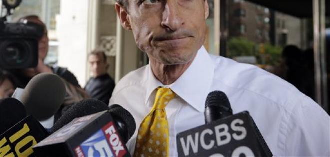 El político estadounidense protagonizó un escándalo sexual con una menor de edad. Foto: AP