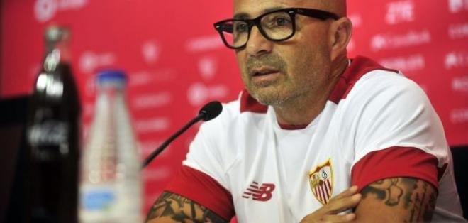 Jorge Sampaoli dirigirá el último partido de Liga con el Sevilla, suena para asumir la 'albiceleste'.