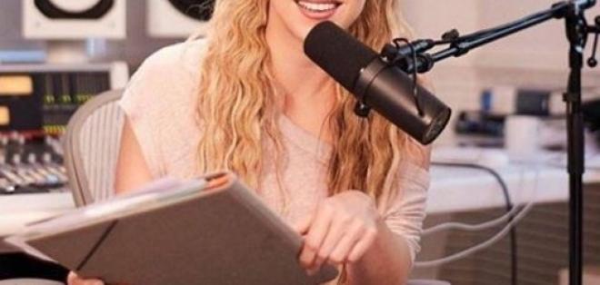 Ya era hora de que Shakira nos hiciera llorar con alguna de sus nuevas canciones. Foto: Instagram Shakira
