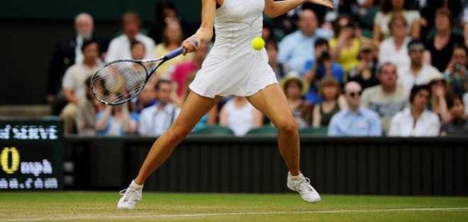 La rusa María Sharapova jugará la fase de clasificación del torneo de Wimbledon.
