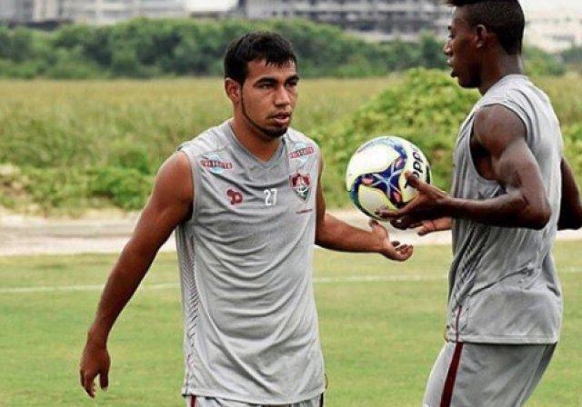 Junior Sornoza sufrió una fractura y podría estar alejado de las canchas por al menos tres meses.