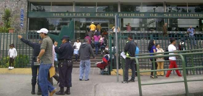 """ECUADOR.- La Contraloría realizó el examen especial a la """"deuda por contribuciones del Estado por prestaciones de salud"""". Foto: Archivo"""