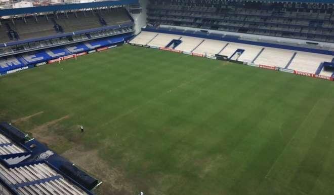 El estadio Capweññ volverá a ser el escenario donde Fuerza Amarilla haga de local en la Sudamericana.