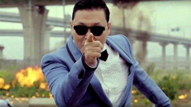 Gangnam Style fue el video más visto de YouTube por cinco años.