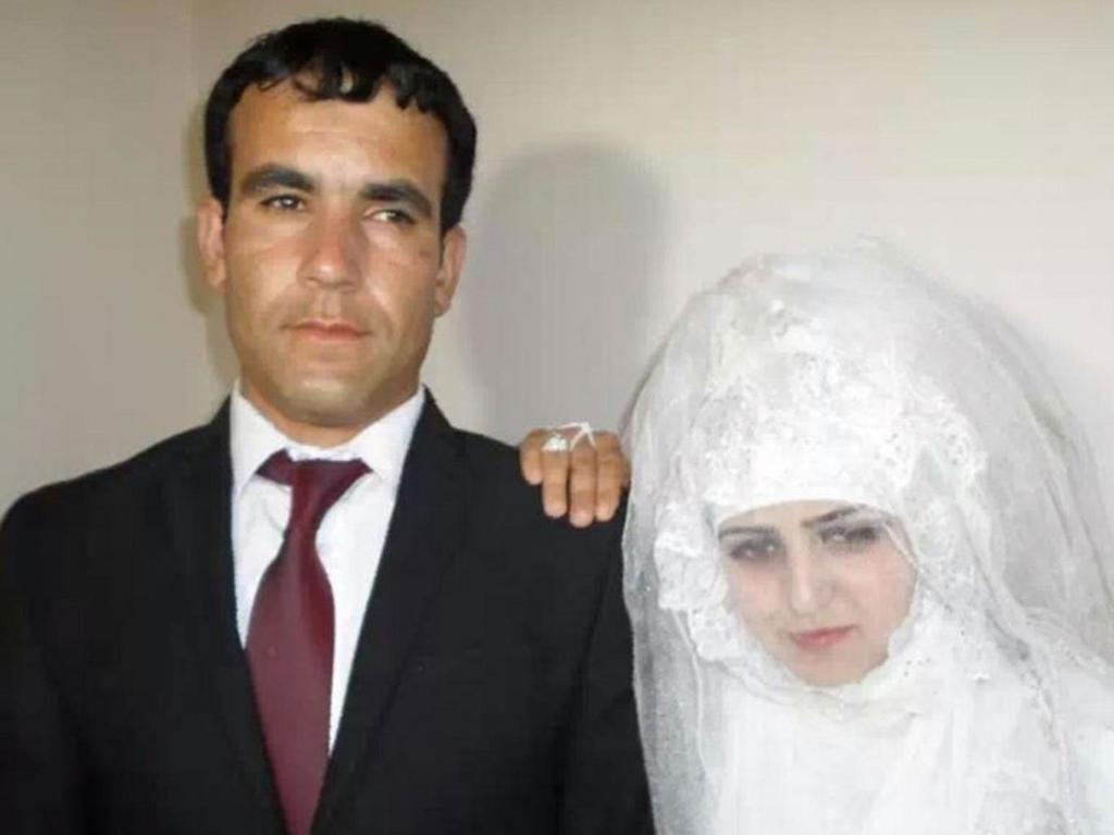 Se conocieron en el altar. El hombre no creyó en los resultados y ella no soportó la humillación. Foto: Independent.co.uk