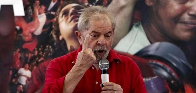 BRASIL.- Según el expresidente de Brasil, no existen pruebas que justifiquen su condena a casi 10 años de prisión. Foto: AFP