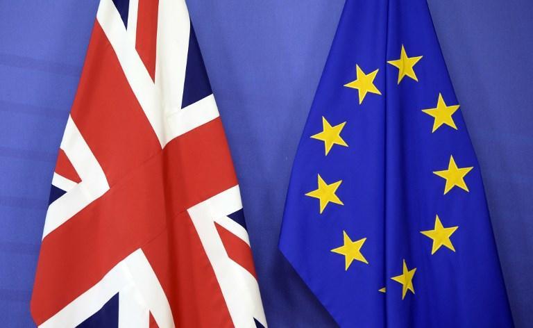 """El negociador europeo para el Brexit, Michel Barnier anunció que los dos lados, al fin, """"entran en el fondo de la cuestión"""". Foto: AFP"""