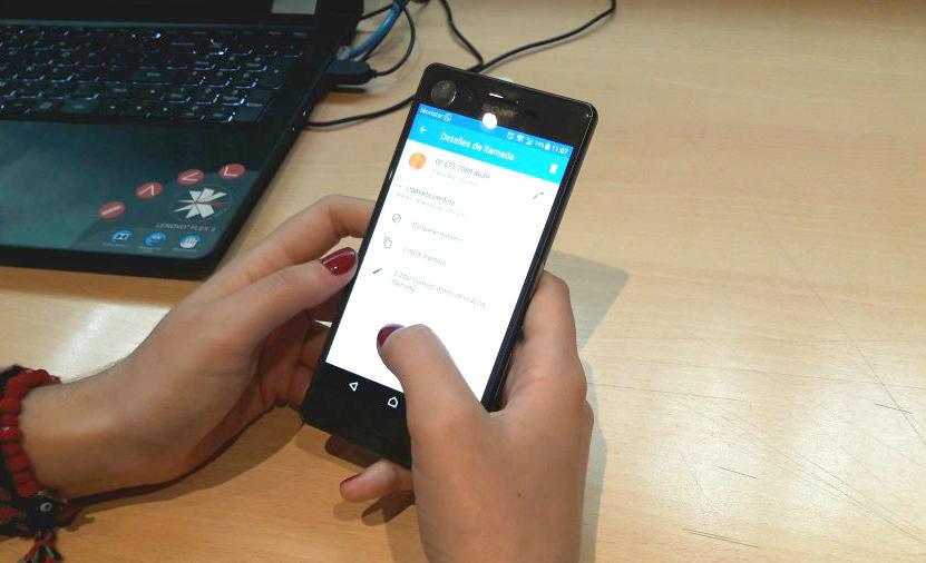 """ECUADOR.- Se denomina """"Wangiri"""" y se ejecuta con infraestructura de telecomunicaciones externa. Foto: Ecuavisa"""