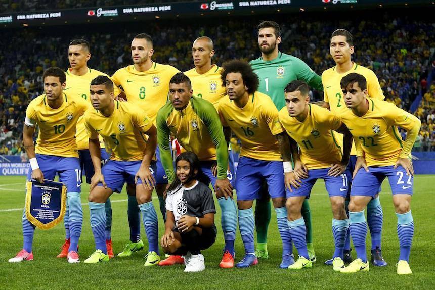 El combinado de Brasil llamó a sus mejores jugadores para recibir a Ecuador y visitar a Colombia.
