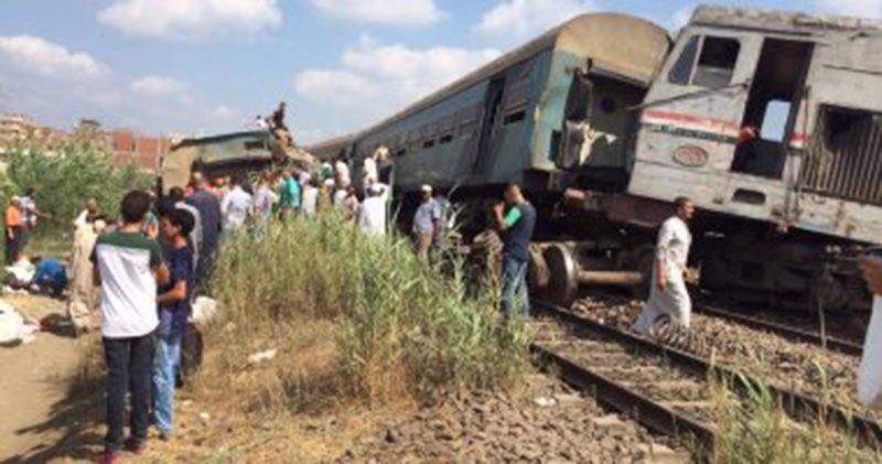 ALEJANDRÍA, Egipto.- Autoridades abrieron una investigación para determinar las causas del accidente. Foto: Twitter pic @ajmannews.
