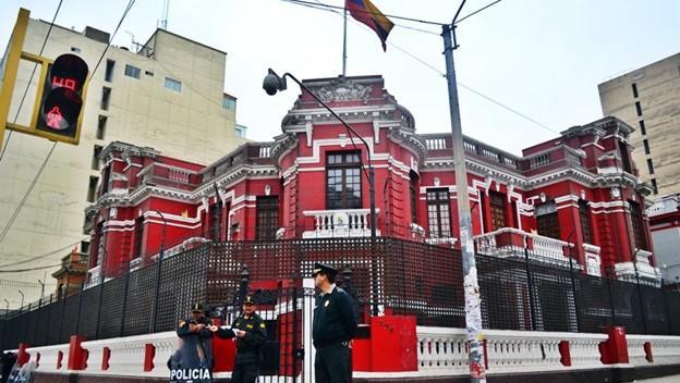 LIMA, Perú.- La expulsión no implica un rompimiento de relaciones diplomáticas entre Lima y Caracas. Foto: Andina.