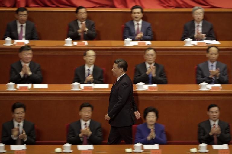 Xi habló por teléfono con Trump, horas después de que el mandatario estadounidense endureciera su discurso contra Pyongyang. Foto: AFP