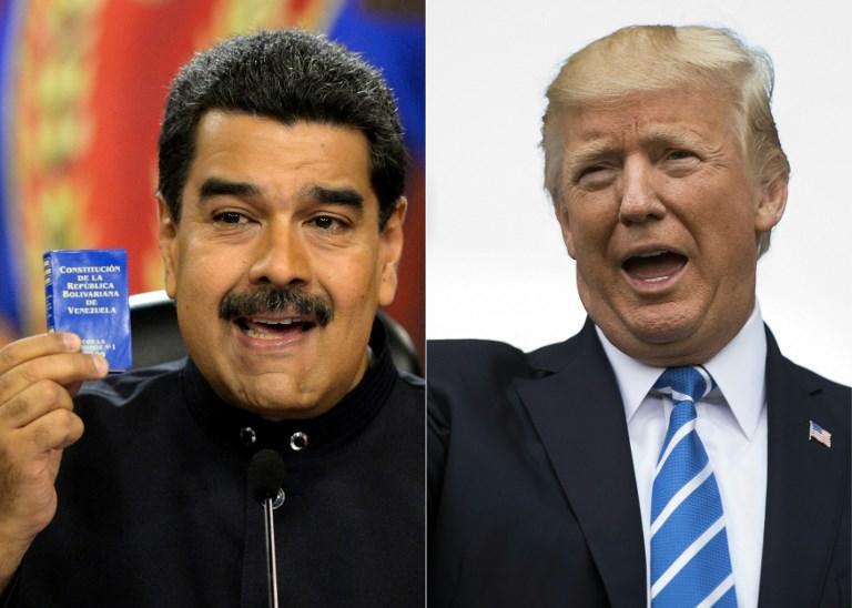 """La instalación de la Constituyente es considerada por la oposición como un """"fraude"""". Foto: AFP"""